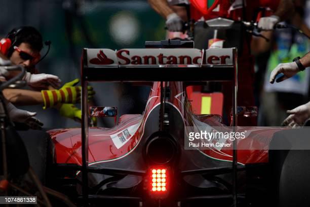 Fernando Alonso, Ferrari F14 T, Grand Prix of Italy, Autodromo Nazionale Monza, 07 September 2014.