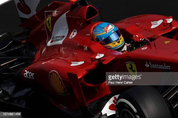 Fernando Alonso, Ferrari F2012, Grand Prix of Italy, Autodromo Nazionale Monza, 09 September 2012.