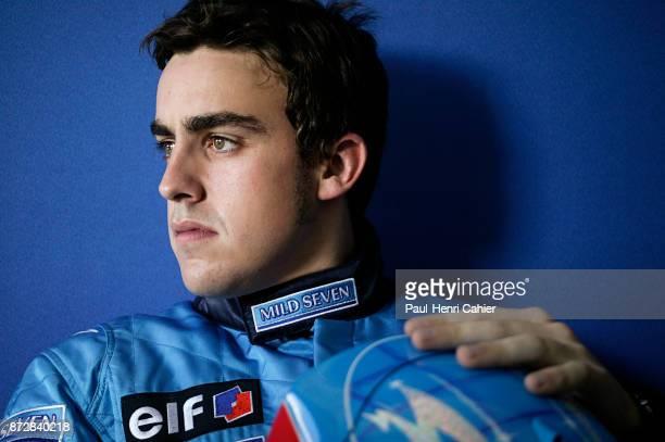 Fernando Alonso Grand Prix of Malaysia Sepang International Circuit 23 March 2003