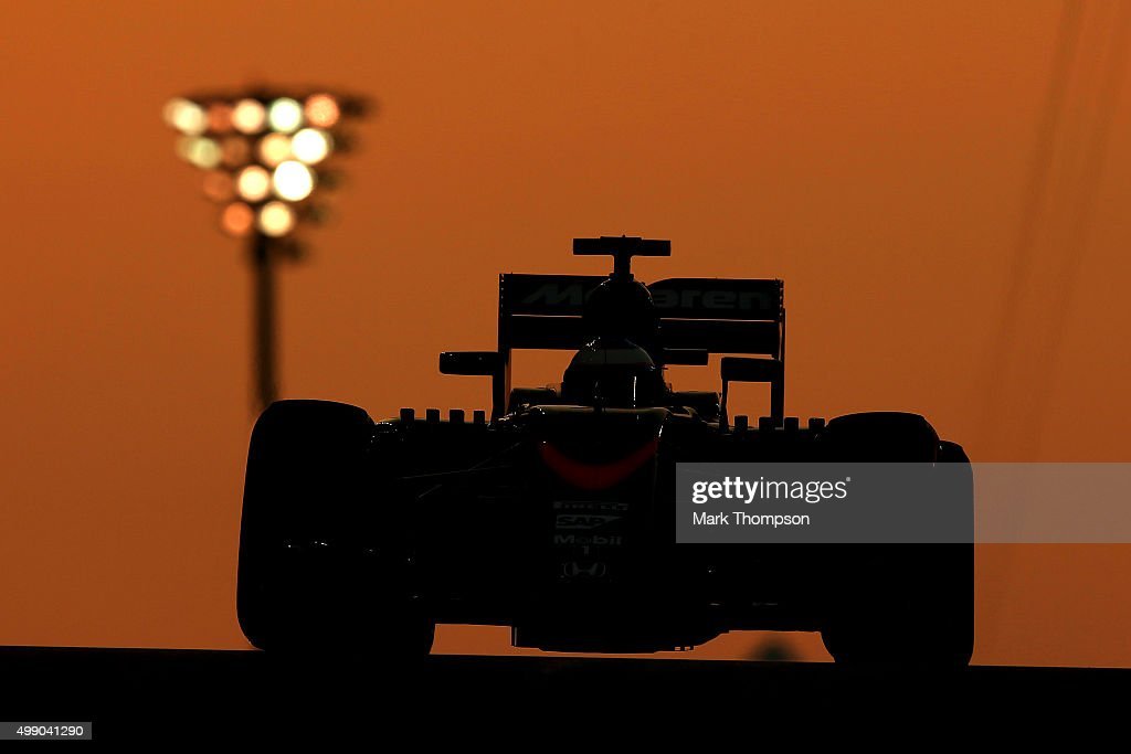 F1 Grand Prix of Abu Dhabi - Qualifying : Foto jornalística