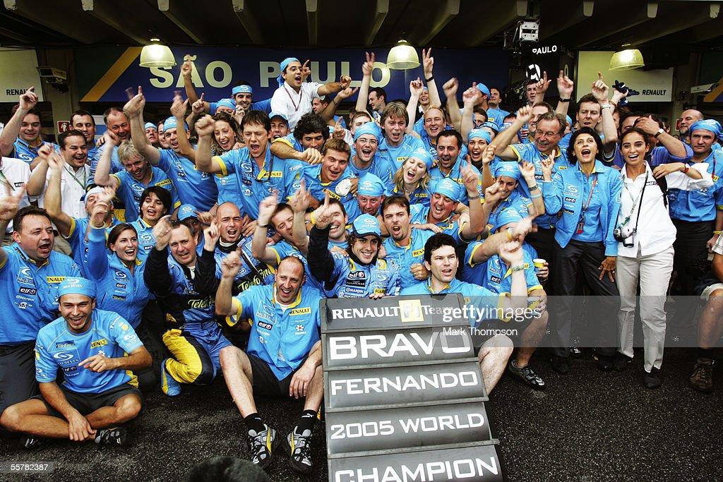 Brazilian F1 Grand Prix : Fotografía de noticias
