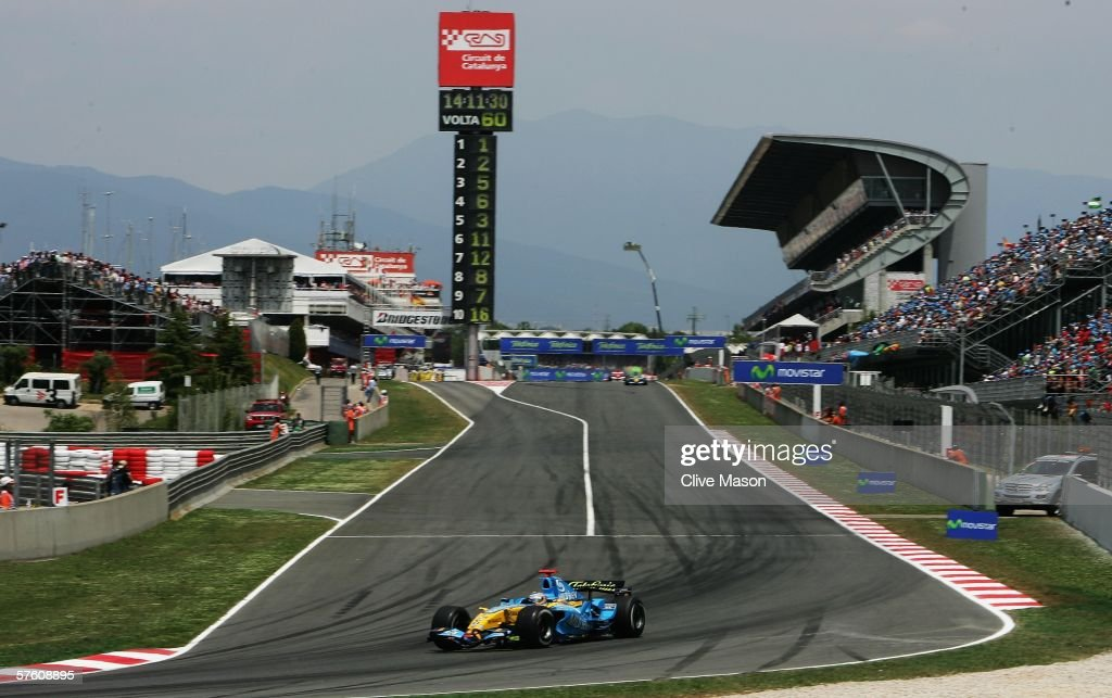 F1 Grand Prix of Spain : News Photo