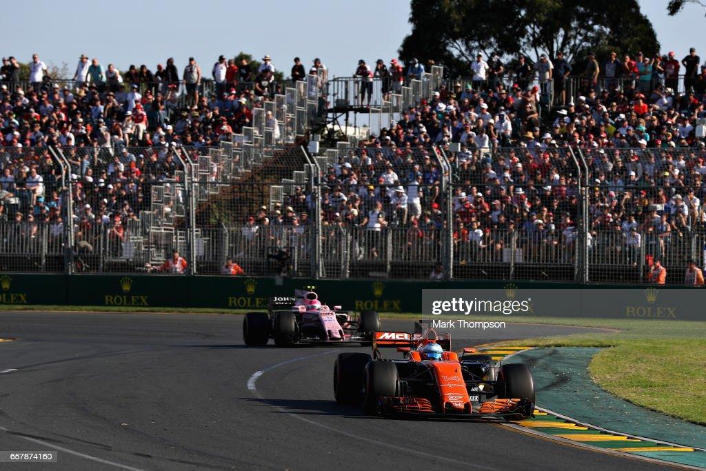 Australian F1 Grand Prix : News Photo