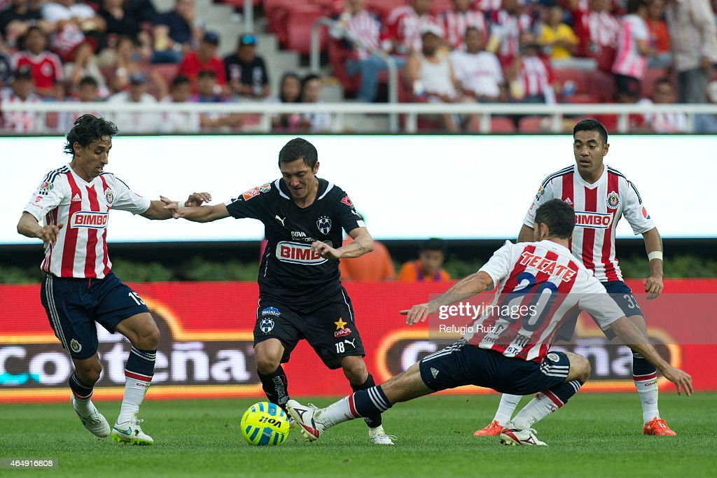 Chivas v Monterrey - Clausura 2015 Liga MX : News Photo