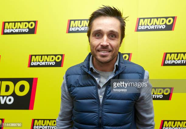 Fernando Belasteguin attends the Barcelona Open Banc Sabadell 2019 at Real Club de Tennis de Barcelona on April 22 2019 in Barcelona Spain