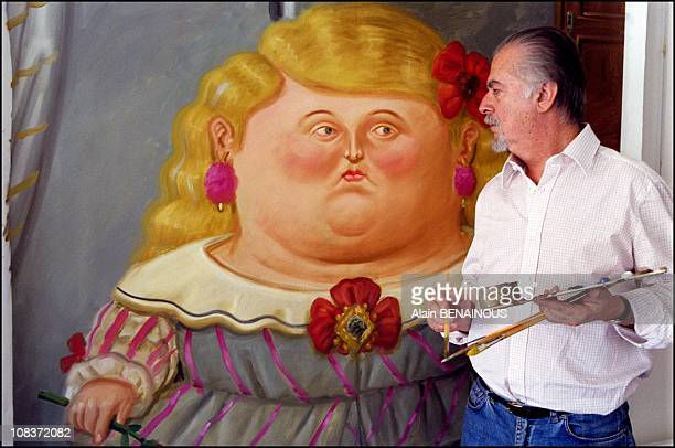 1 576 Fernando Botero Photos And Premium High Res Pictures Getty Images