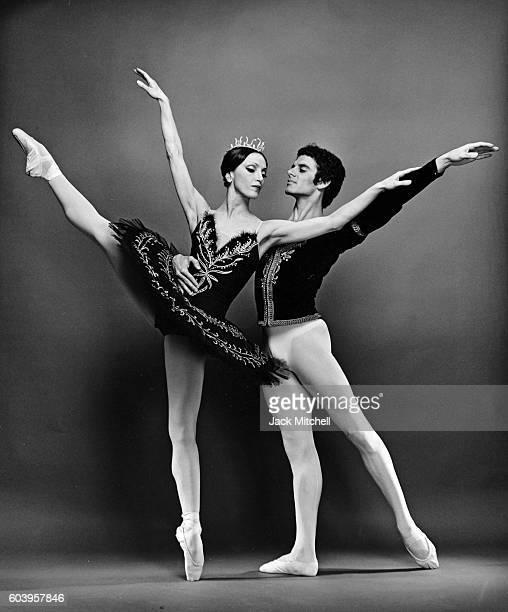 Fernando Bujones and Michelle Lucci, 1985.