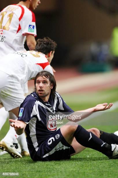 Fernando CAVENAGHI Monaco / Bordeaux 25e journee Ligue 1