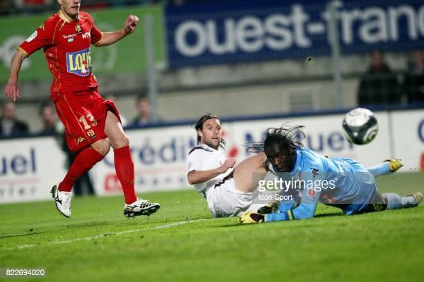 Fernando CAVENAGHI / Didier OVONO Le Mans / Bordeaux 26e journee Ligue 1