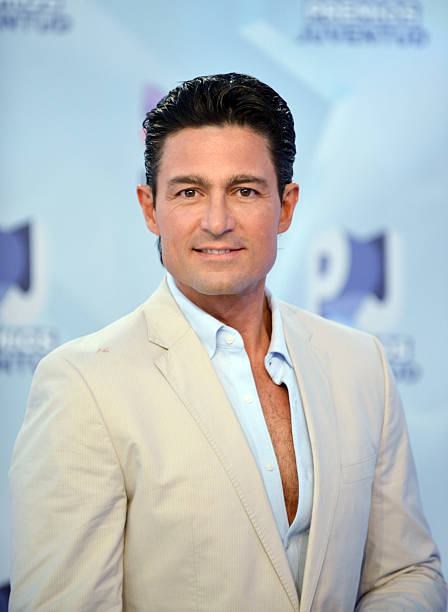 Fernando Colunga arrives at Univision's Premios Juventud Awards at Bank United Center on July 19, 2012 in Miami, Florida.