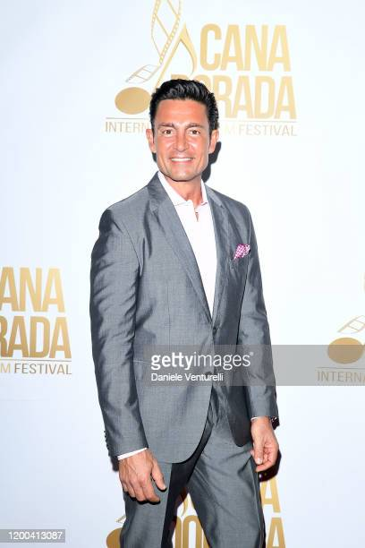 Fernando Colunga attends Cana Dorada Film Music Festival Casino Night TV Shows Night on January 18 2020 in Punta Cana Dominican Republic