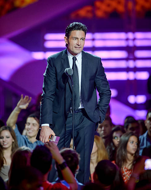 Fernando Colunga onstage during the Univision's Premios Juventud Awards at Bank United Center on July 19, 2012 in Miami, Florida.