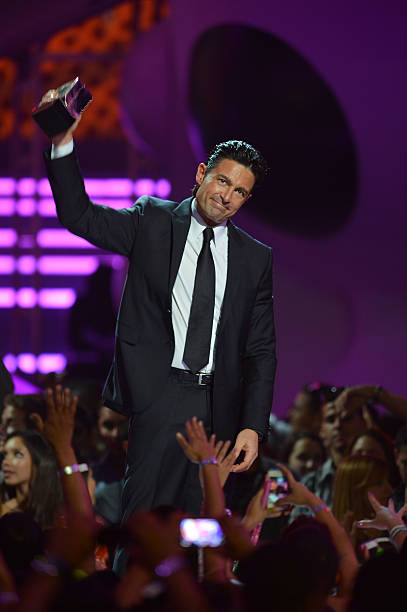 Fernando Colunga onstage during Univision's Premios Juventud Awards at Bank United Center on July 19, 2012 in Miami, Florida.