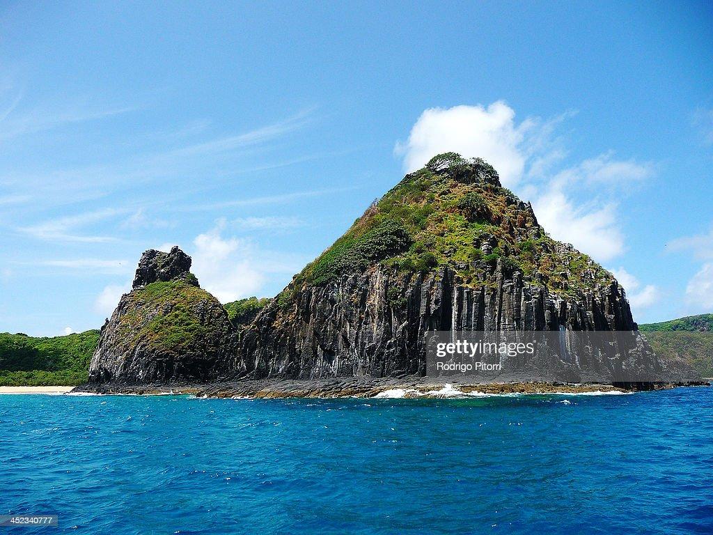 Fernando de Noronha Island : Foto de stock