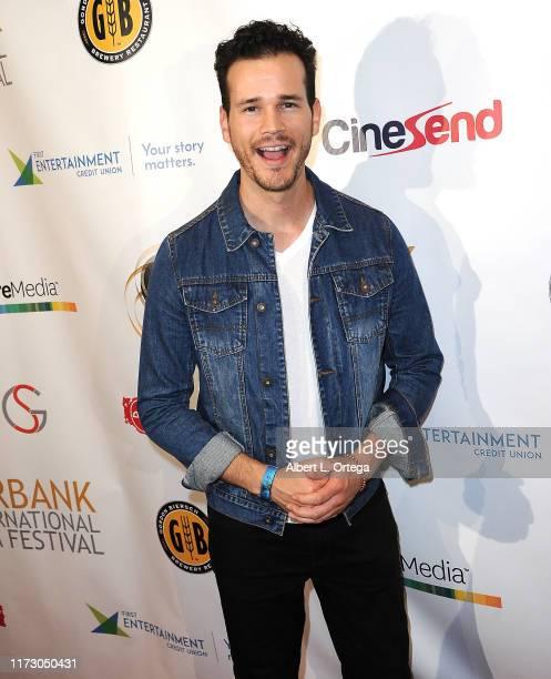 Fernando Duran attends the Premiere Of Relish At The Burbank International Film Festival held at AMC Burbank 16 on September 6 2019 in Burbank...