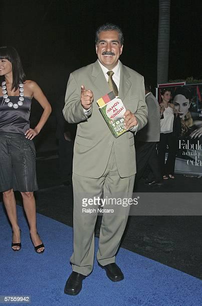 "Fernando Fiore attends the ""Poseidon"" screenng VIP Gala on May 8, 2006 in Miami, Florida."