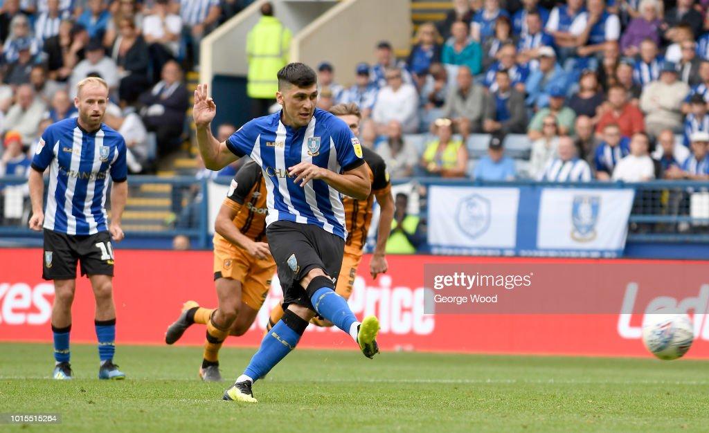 Sheffield Wednesday v Hull City - Sky Bet Championship