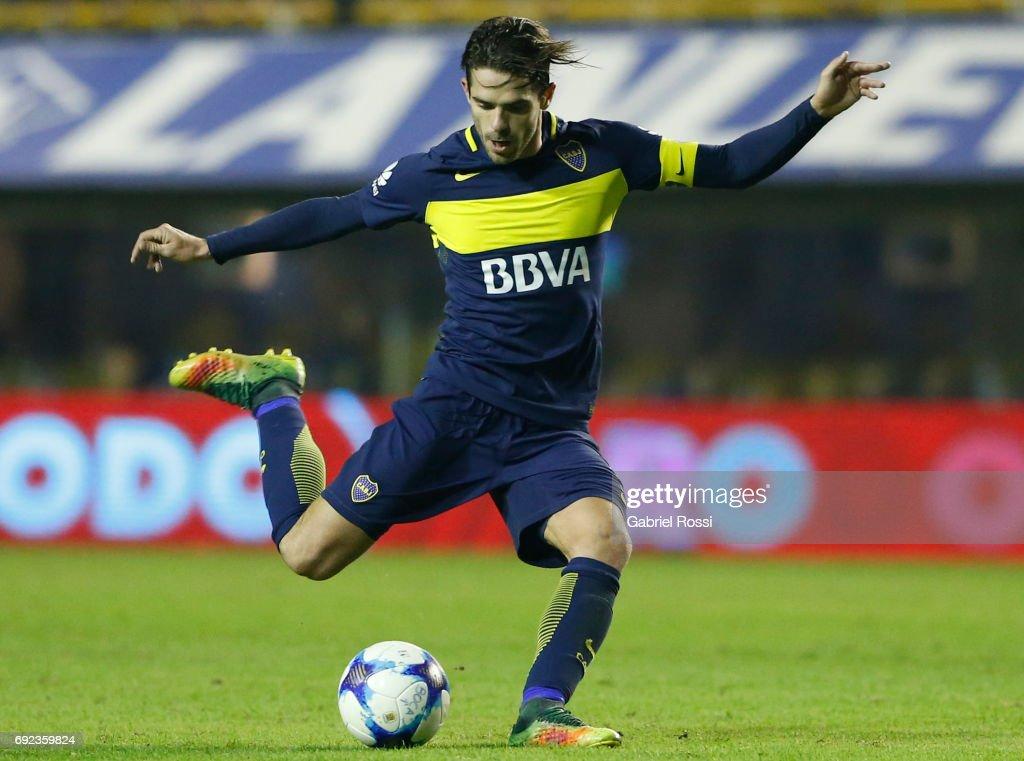 Boca Juniors v Independiente - Torneo Primera Division 2016/17 : News Photo