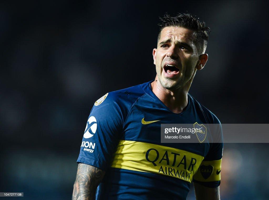 Racing Club v Boca Juniors - Superliga 2018/19 : News Photo
