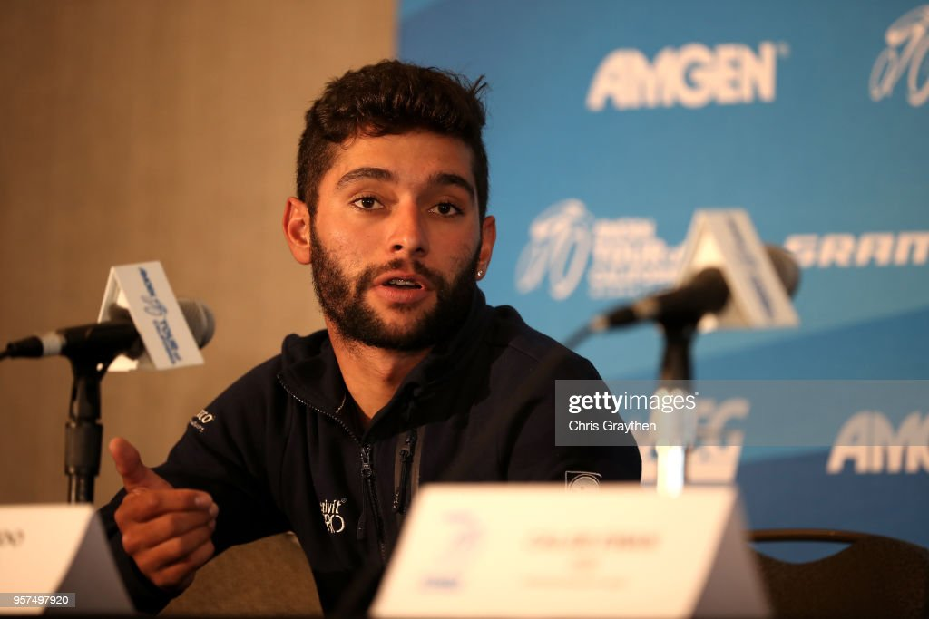 Cycling: 13th Amgen Tour of California 2018 / Press Conference : ニュース写真
