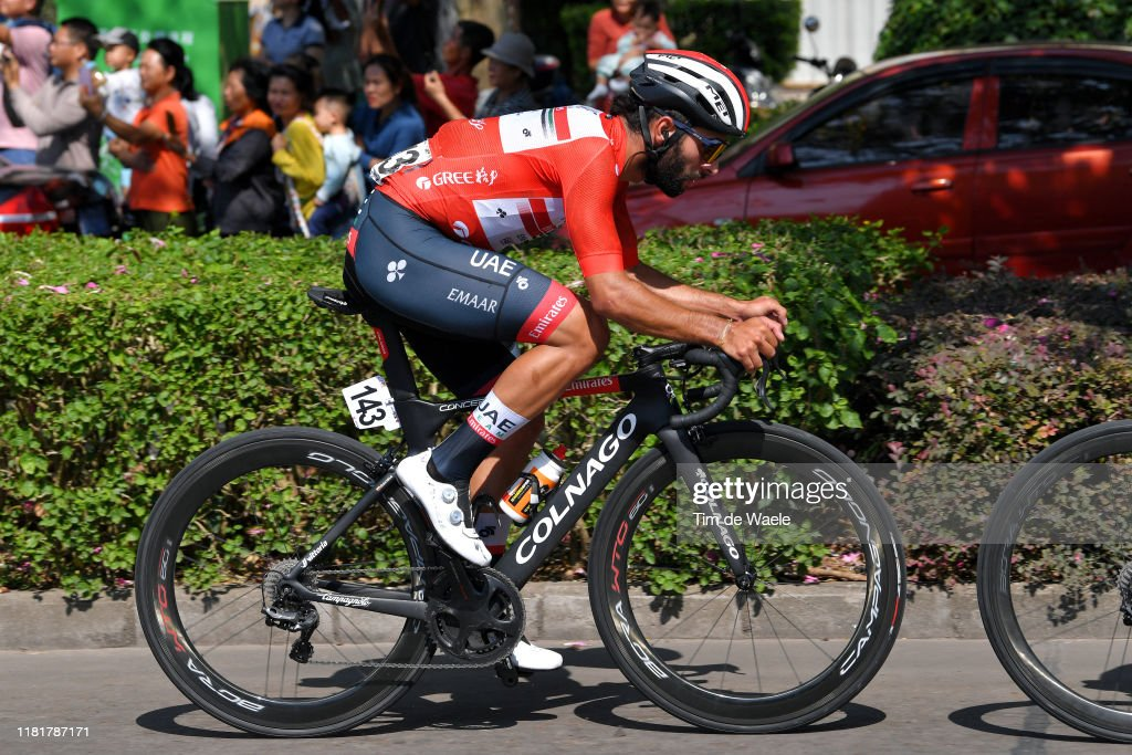 3rd Tour of Guangxi 2019 - Stage Two : Nieuwsfoto's
