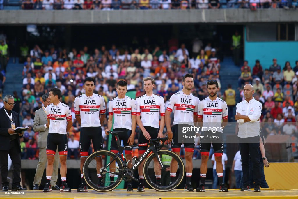 2nd Tour of Colombia 2019 - Team Presentation : News Photo