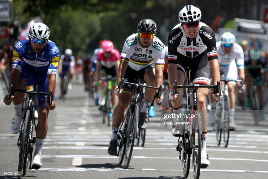 Cycling: 13th Amgen Tour of California 2018 /  Stage 7 : ニュース写真