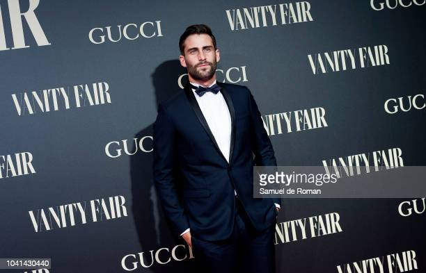 Fernando Guallar attends 'Vanity Fair's Personality of the Year' Awards at Royal Theatre on September 26 2018 in Madrid Spain