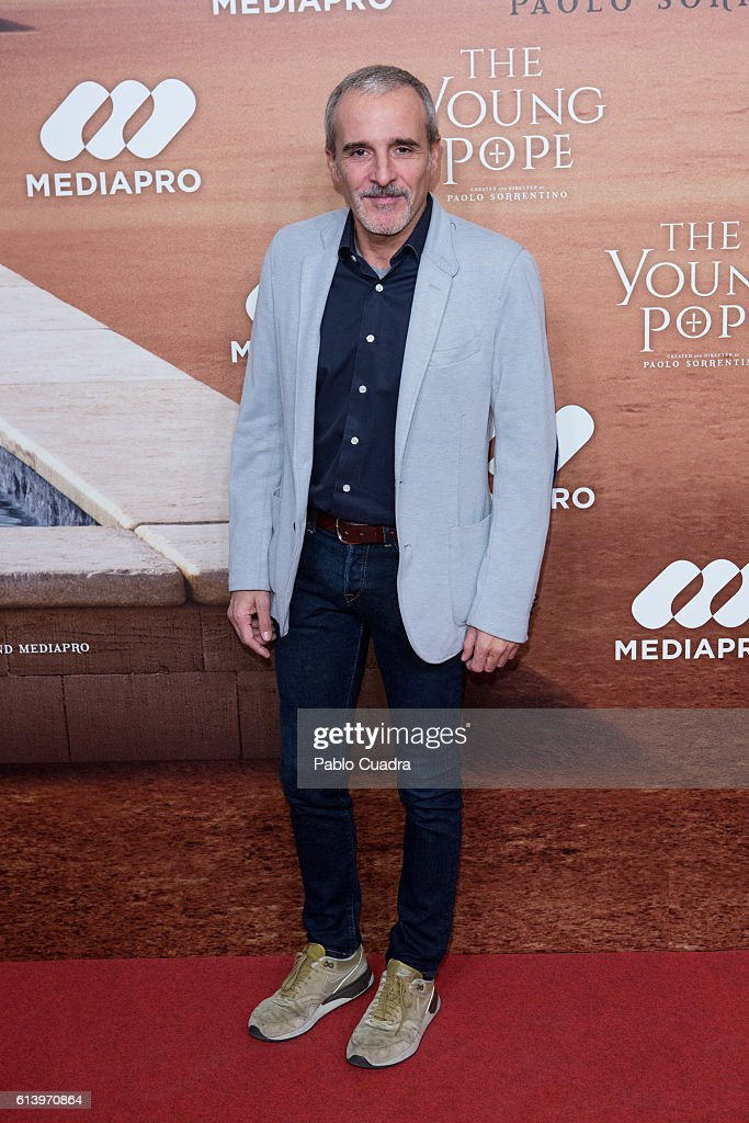 'The Young Pope' Madrid Premiere
