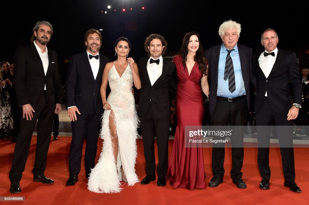 Loving Pablo Premiere - 74th Venice Film Festival