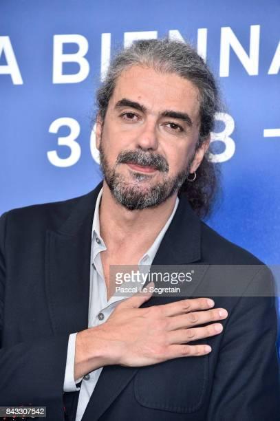 Fernando Leon de Aranoa attends the 'Loving Pablo' photocall during the 74th Venice Film Festival on September 6 2017 in Venice Italy