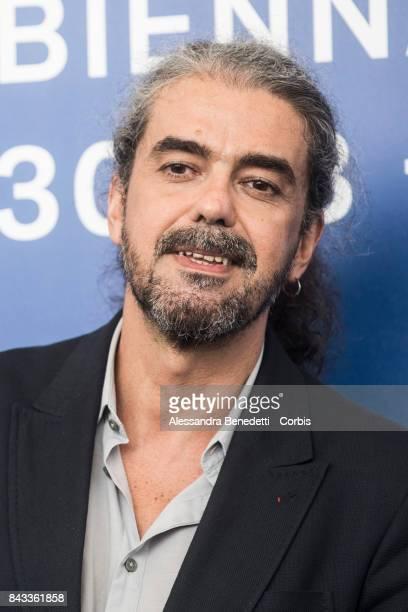 Fernando Leon de Aranoa attends the 'Loving Pablo' photocall during the 74th Venice Film Festival at Sala Casino on September 6 2017 in Venice Italy