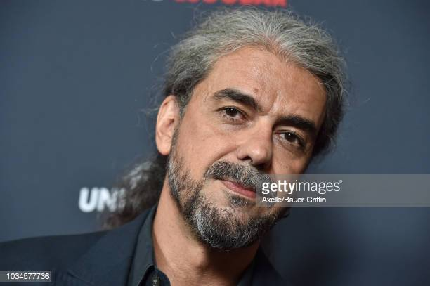 Fernando Leon de Aranoa attends Universal Pictures Home Entertainment Content Group's 'Loving Pablo' special screening at The London West Hollywood...