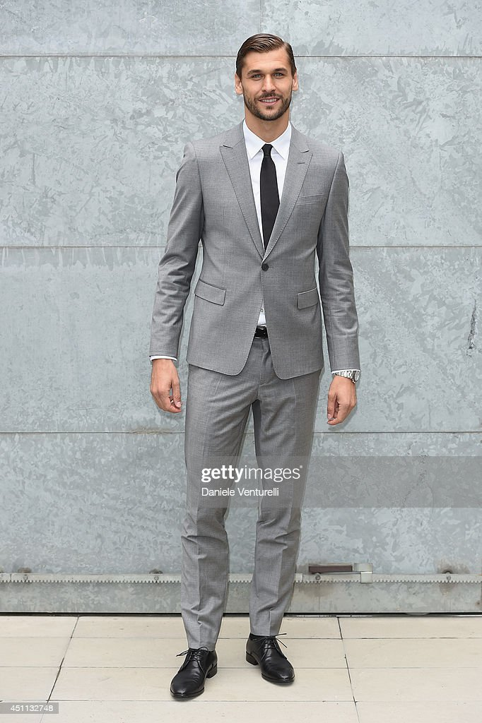 Giorgio Armani - Front Row - Milan Fashion Week Menswear Spring/Summer 2015