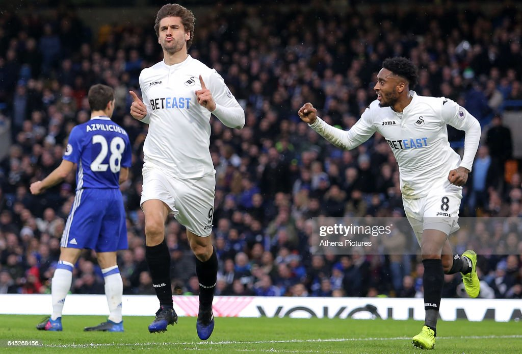 Chelsea v Swansea City - Premier League