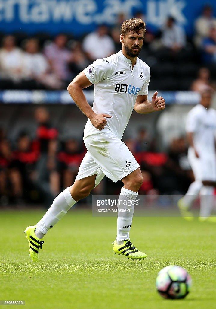 Swansea City v Stade Rennais - Pre-Season Friendly : News Photo