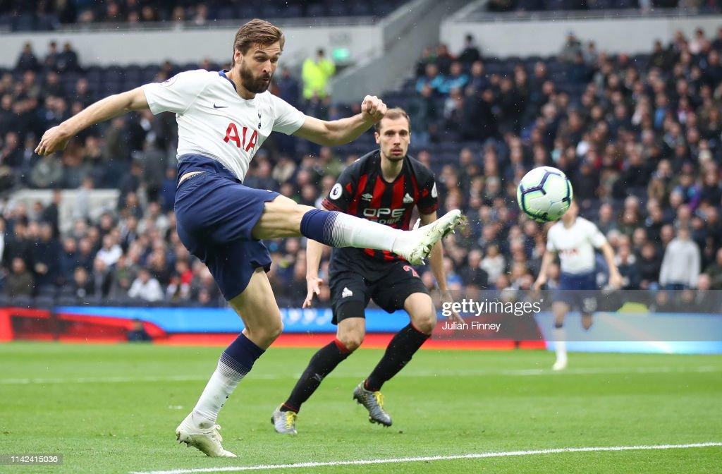 d53b2240b Tottenham Hotspur v Huddersfield Town - Premier League   News Photo