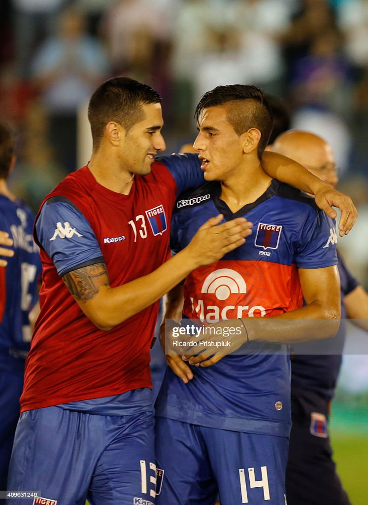 Tigre v Estudiantes - Torneo Primera Division 2015