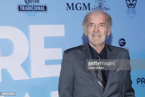 Fernando Lujan attends the Overboard Mexico City premiere at Cinemex Antara on May 8 2018 in Mexico City Mexico