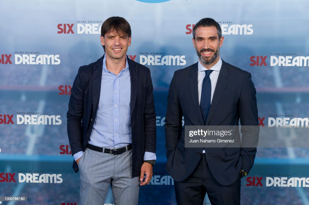 'Six Dreams' Madrid Premiere