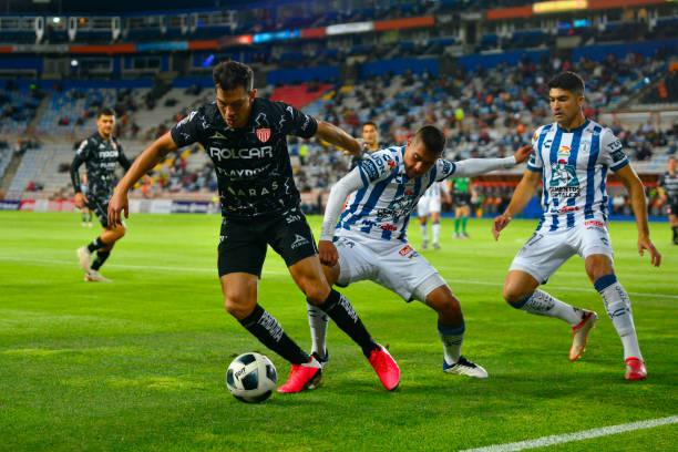 MEX: Pachuca v Necaxa - Torneo Apertura 2021 Liga MX