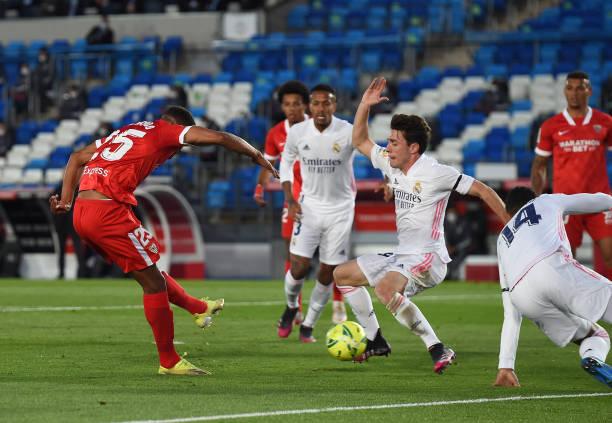 ESP: Real Madrid v Sevilla FC - La Liga Santander