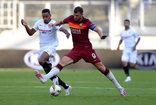 DEU: Sevilla FC v AS Roma - UEFA Europa League Round of 16
