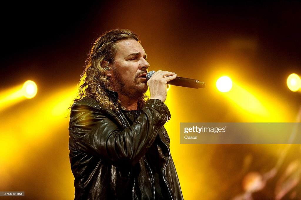 Mana in Concert - Pachuca, Mexico : News Photo