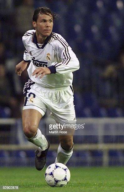 4 Fernando REDONDO/Real Madrid