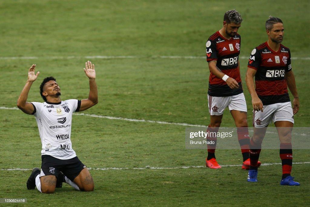 2020 Brasileirao Series A: Flamengo v Ceara : News Photo