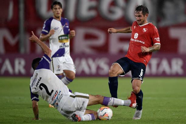 ARG: Independiente v Fenix - Copa CONMEBOL Sudamericana 2020
