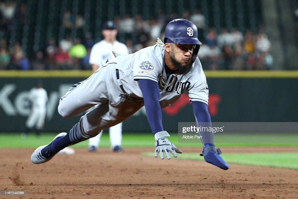 San Diego Padres v Seattle Mariners : News Photo