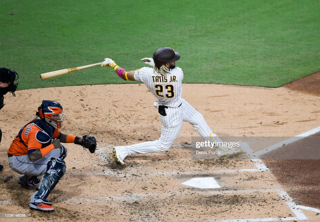 Houston Astros v San Diego Padres : News Photo
