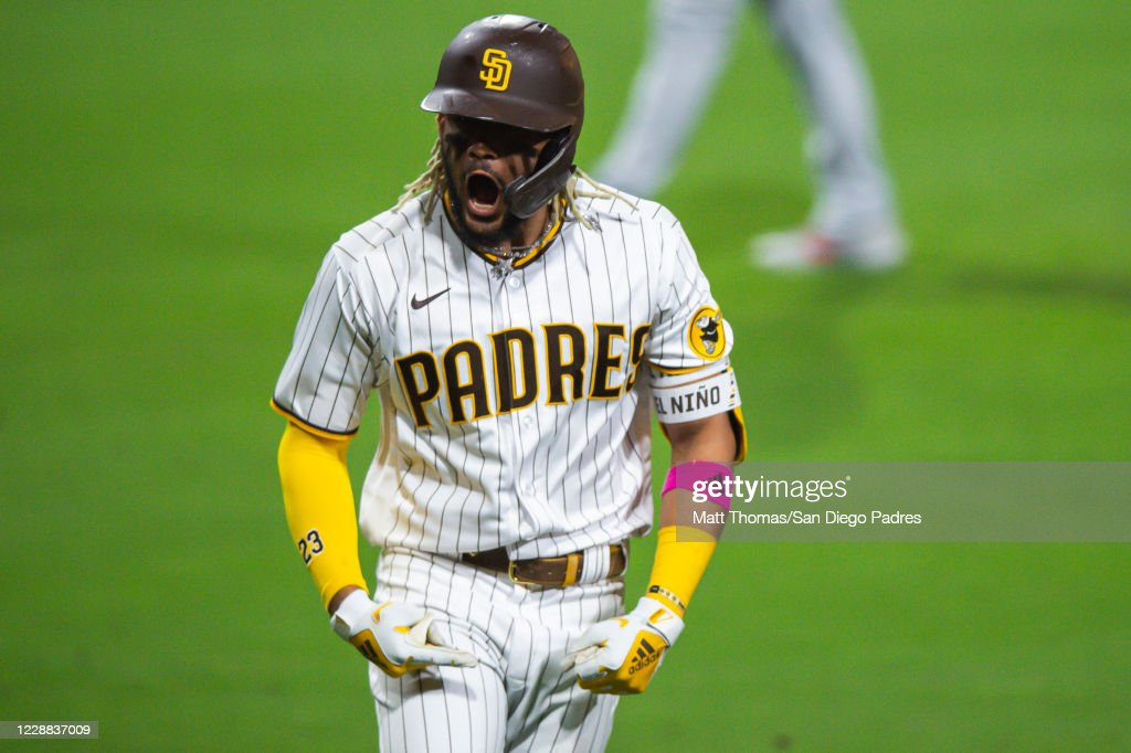 Wild Card Round - St Louis Cardinals v San Diego Padres - Game Two : ニュース写真